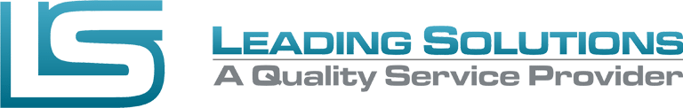 Leading Solutions LLC Retina Logo